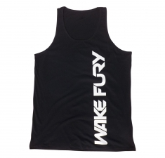 Men's black classic fit vest | Wakeboarders Clothing