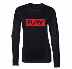 Women's black long sleeve t shirt