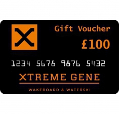 £100 Gift Voucher |Gifts for Wakeboarders