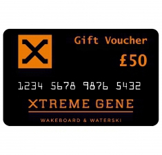 £50 Gift Voucher |Gifts for Wakeboarders
