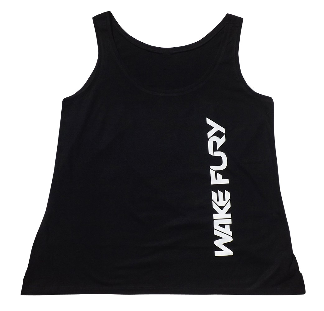 Women's black blend signature vest | Wakeboarders Clothing