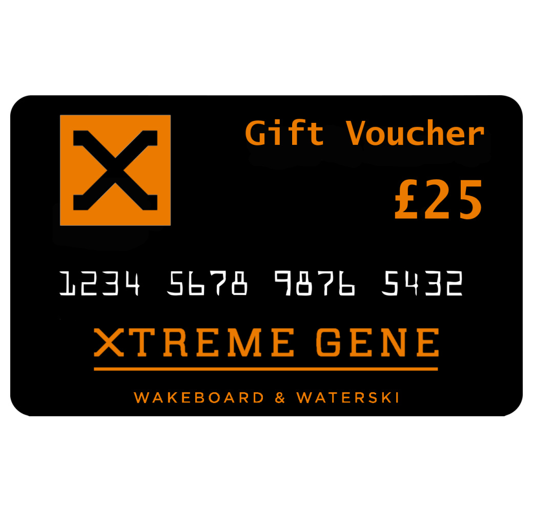 £25 Gift Voucher |Gifts for Wakeboarders